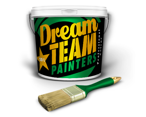 Toronto painting services from Dream Team Painters