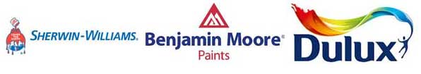 logos of paint suppliers