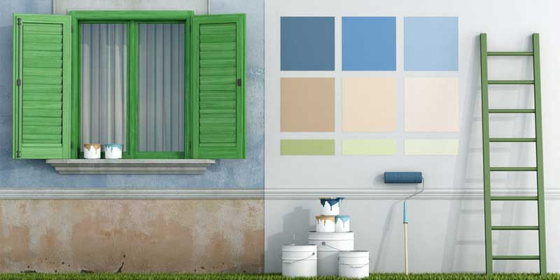 painting services for homes